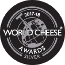 Wordl Cheese Plata 2017